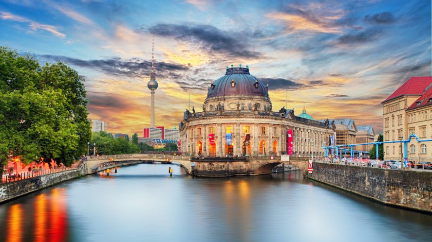 A city in Germany
