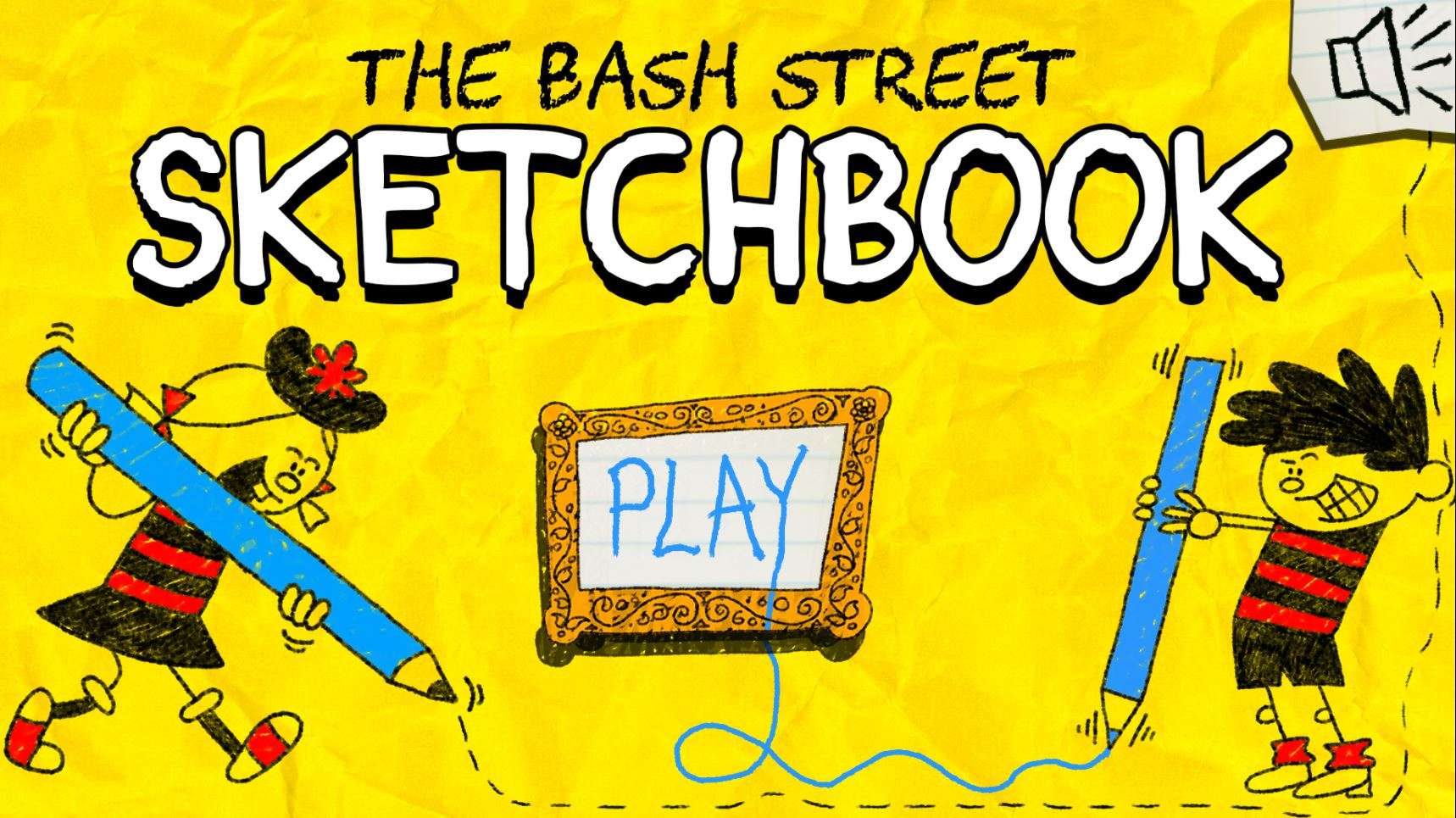 The Bash Street Sketchbook
