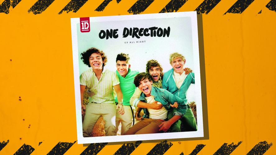 One Direction's album Up All Night
