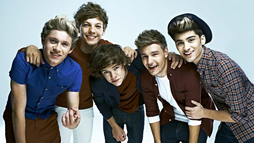 One Direction in 2011