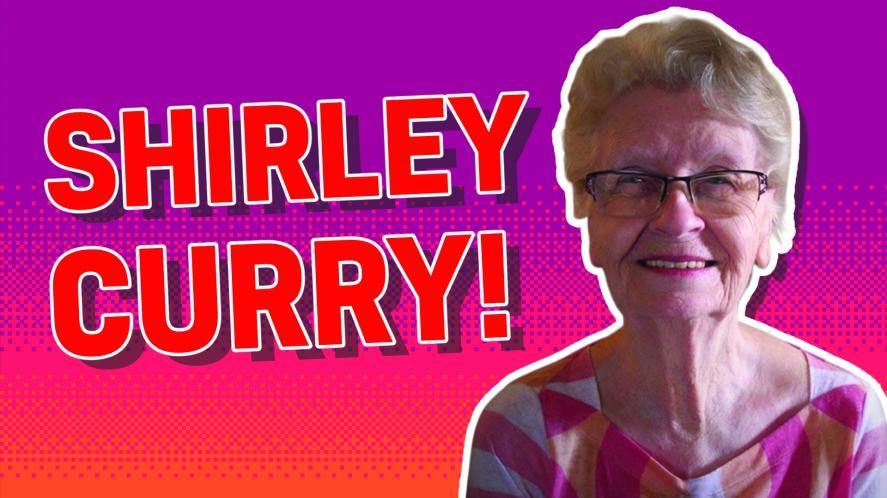 Shirley Curry, the 'Gaming Grandma'