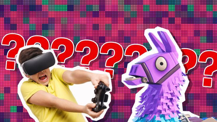 Ultimate video game quiz