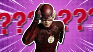 Which Flash character are you personality quiz
