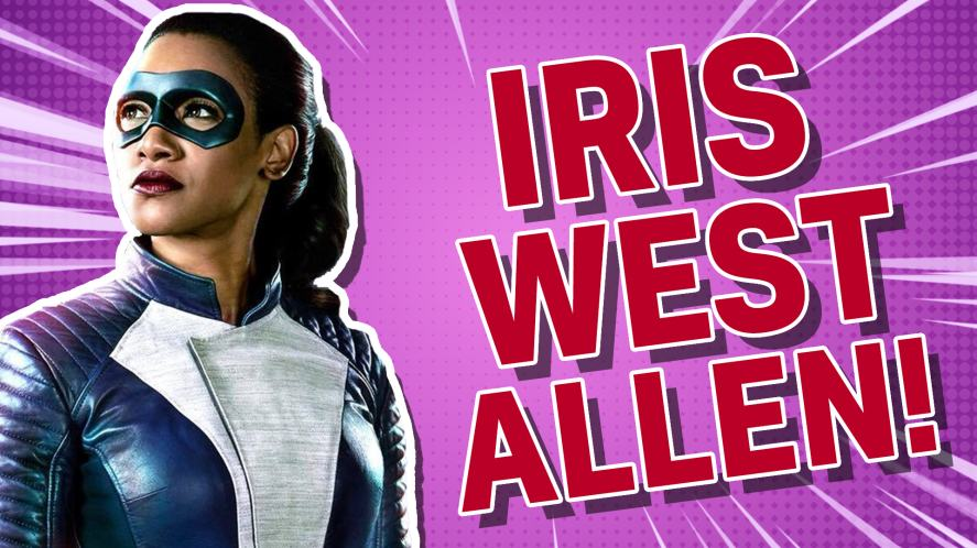Iris West Allen