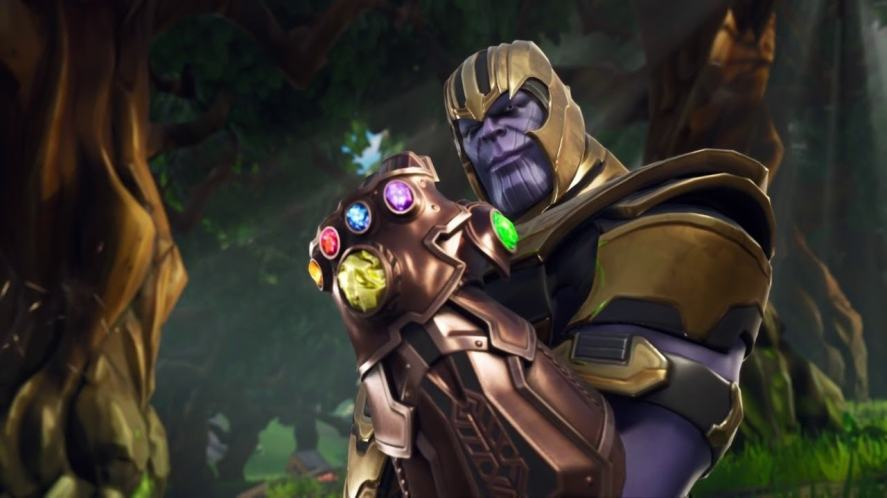 Infinity Gauntlet mode