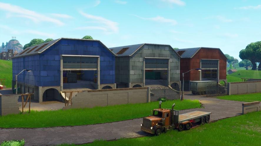 Dusty Depot
