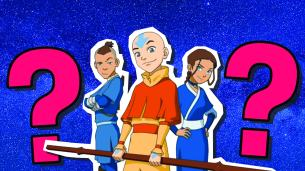 What Airbender Are You? Quiz