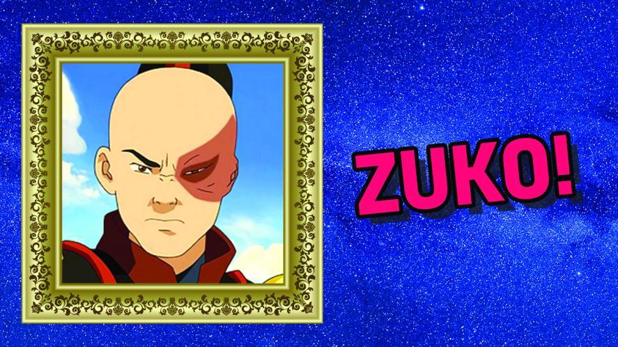 Zuko from Avatar: The Last Airbender