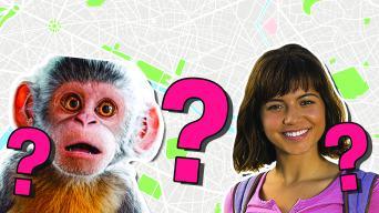 Dora The Explorer Personality Quiz
