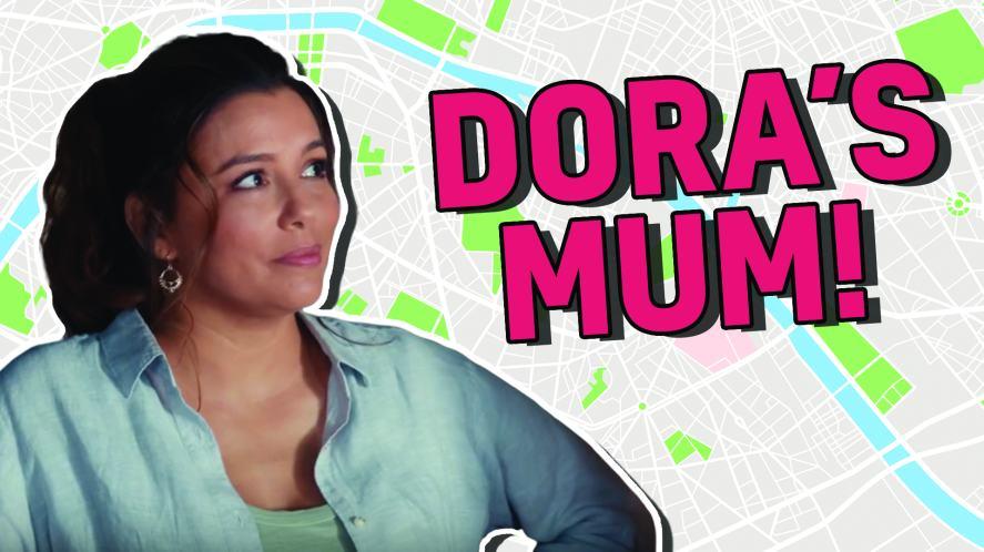Dora's mum Elena
