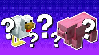 Which Minecraft animal are you?
