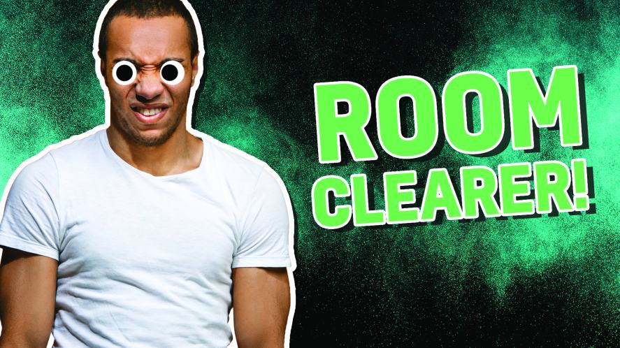 Room clearer