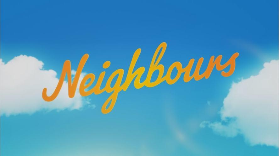 Neighbours TV show title card