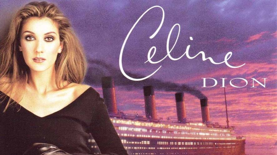 Celine Dion's My Heart Will Go On