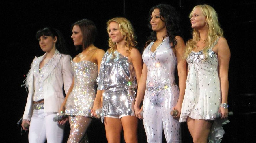 Spice Girls in Toronto, Ontario
