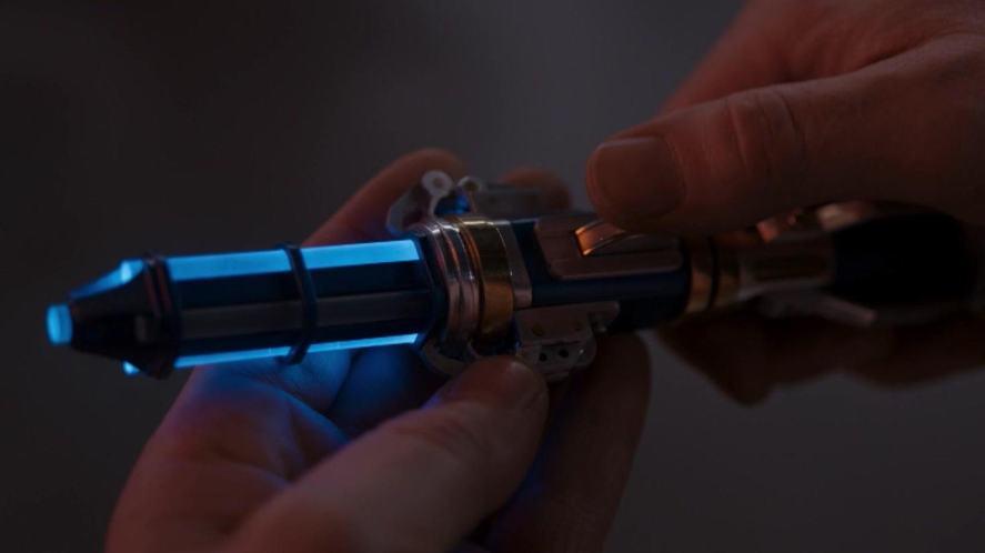 A sonic screwdriver