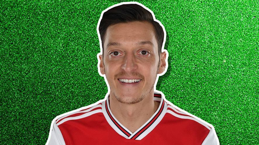 Arsenal star Mesut Özil