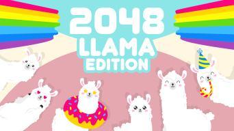 2048: Llama Edition