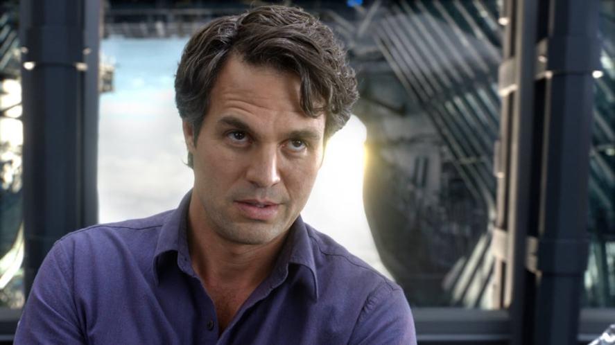 Bruce Banner in The Avengers