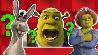 Shrek personality quiz