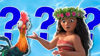 The Ultimate Moana Quiz