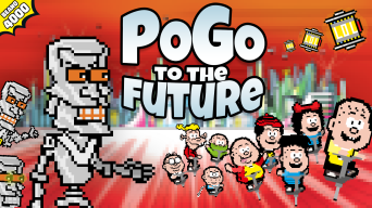 Beano 4000: PoGo to the Future