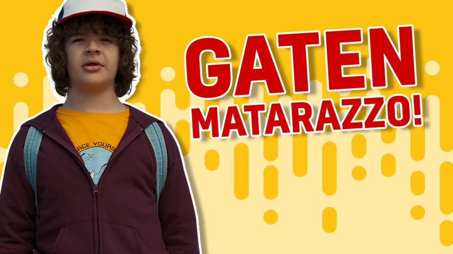 Gaten Matarazzo!