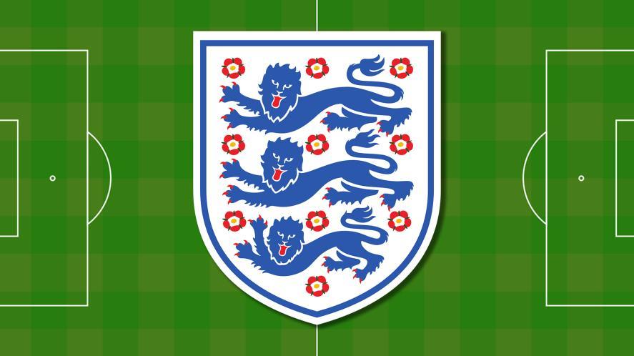 England football badge