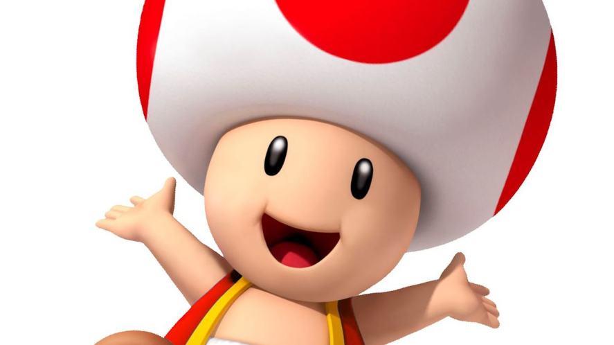 A Nintendo character