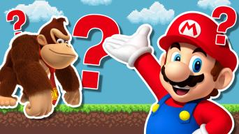 Nintendo's Mario and Donkey Kong
