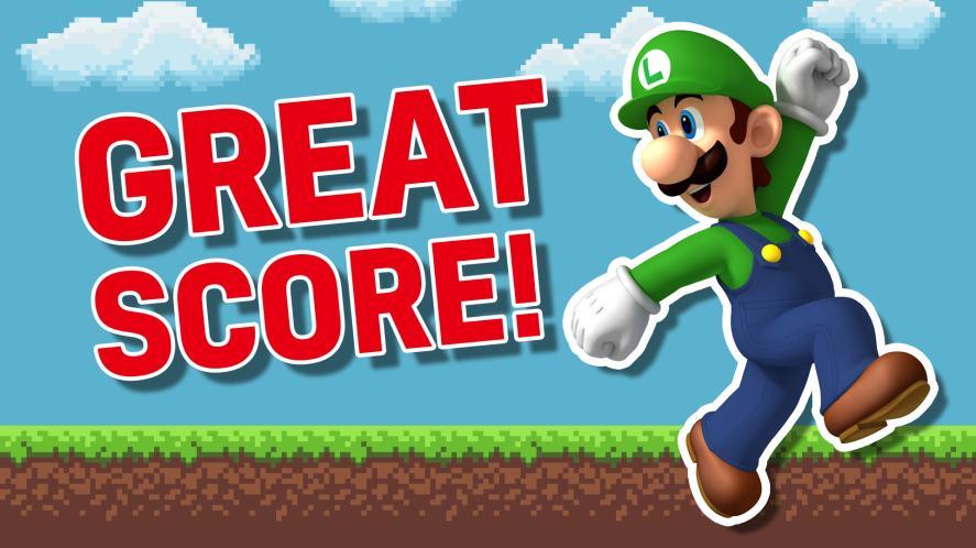 Great score