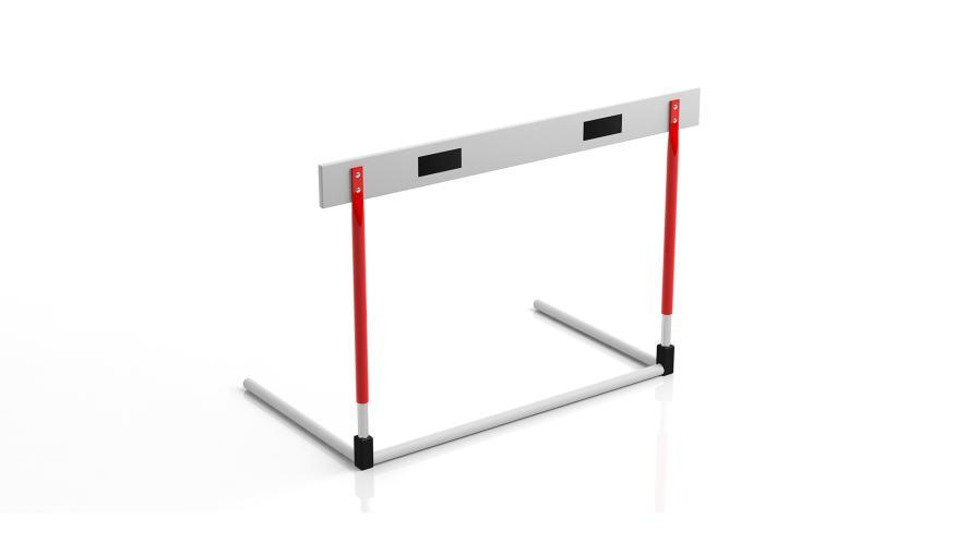 A hurdle