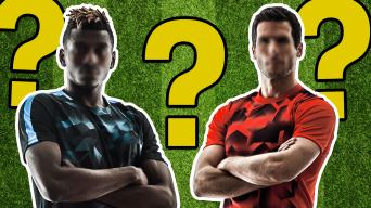Guess the soccer player quiz