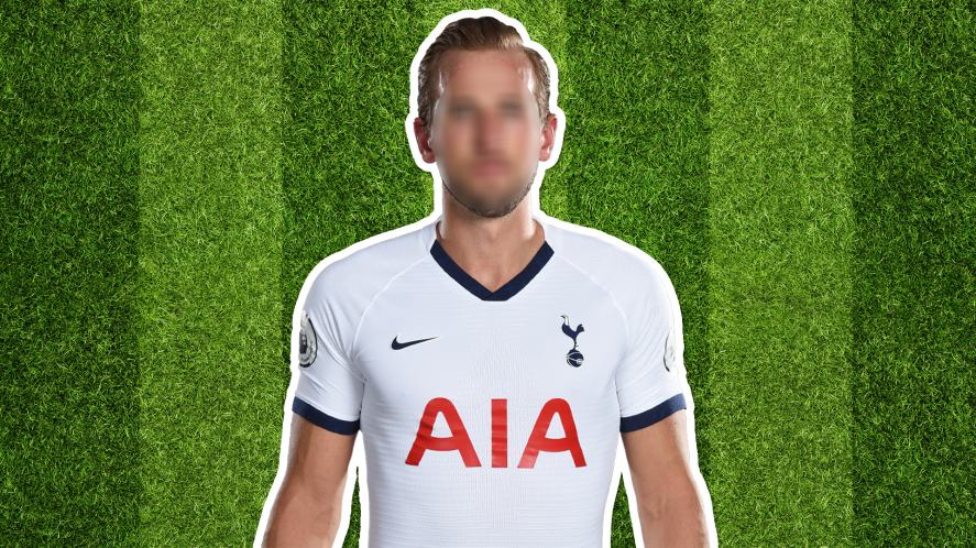 Spurs footballer
