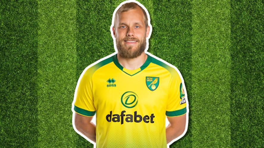 Norwich City player Teemu Pukki