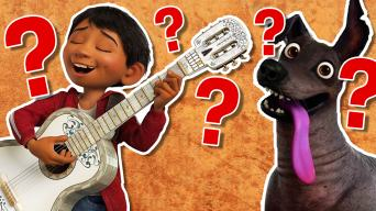 Coco movie quiz