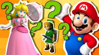 Nintendo character quiz