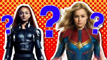 Marvel female character quiz