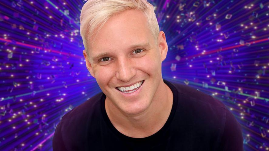 Strictly Come Dancing contestant Jamie Laing