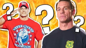 John Cena quiz