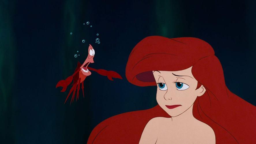 Sebastian and Ariel