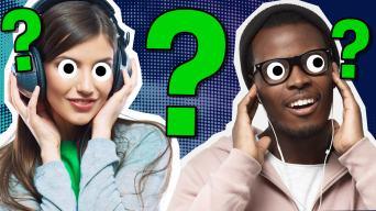 Spotify playlist personality quiz