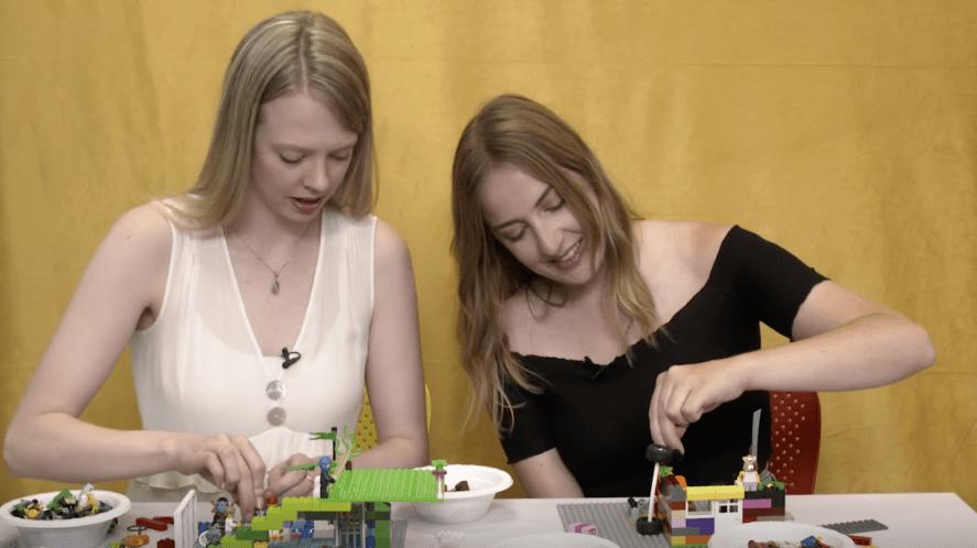 Dream House LEGO Life Build Challenge