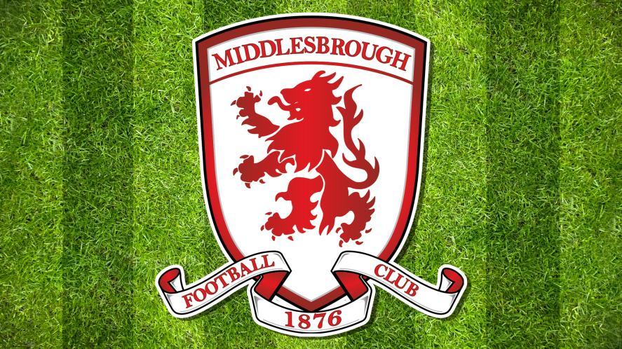 Middlesborough FC badge