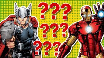 Marvel Comics quiz