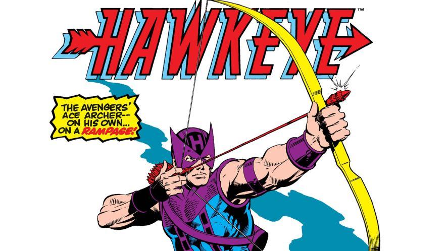 Hawkeye (1983) #1 released in 1983