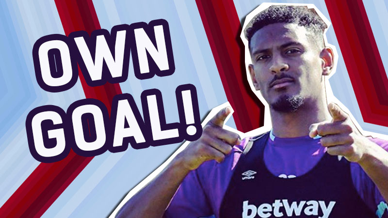 Own Goal!
