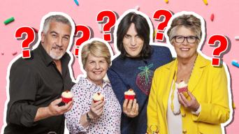 Great British Bake Off cake quiz