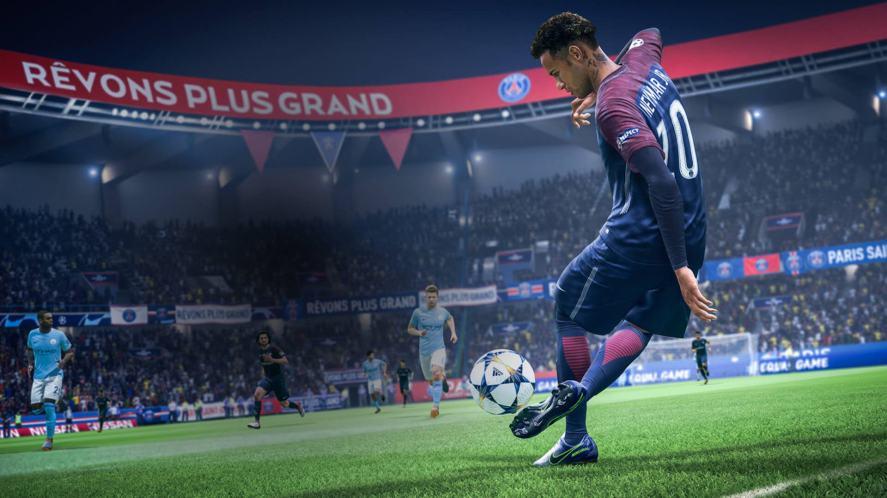 Neymar in FIFA 19