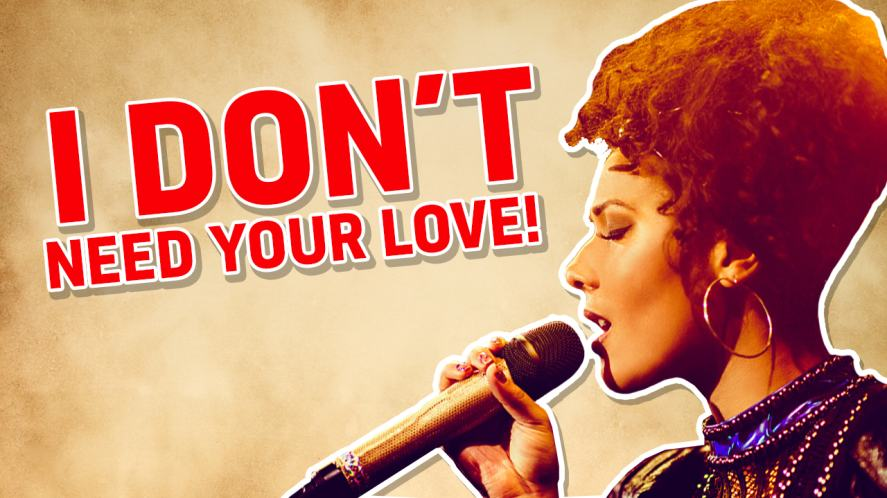 I Don't Need Your Love –Catherine Parr